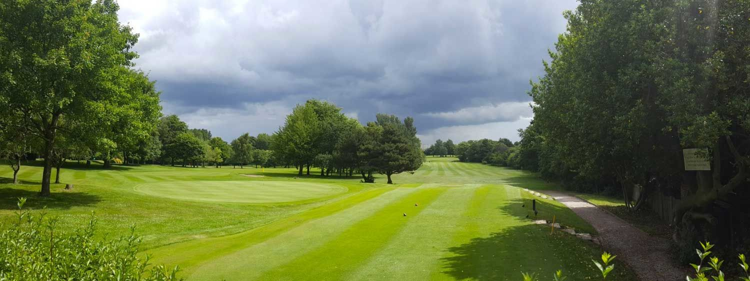 Welcome to Woolton Golf Club